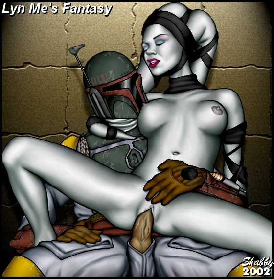 66497 - Boba_Fett Lyn_Me Return_of_the_Jedi Shabby_Blue Star_Wars Twi'lek