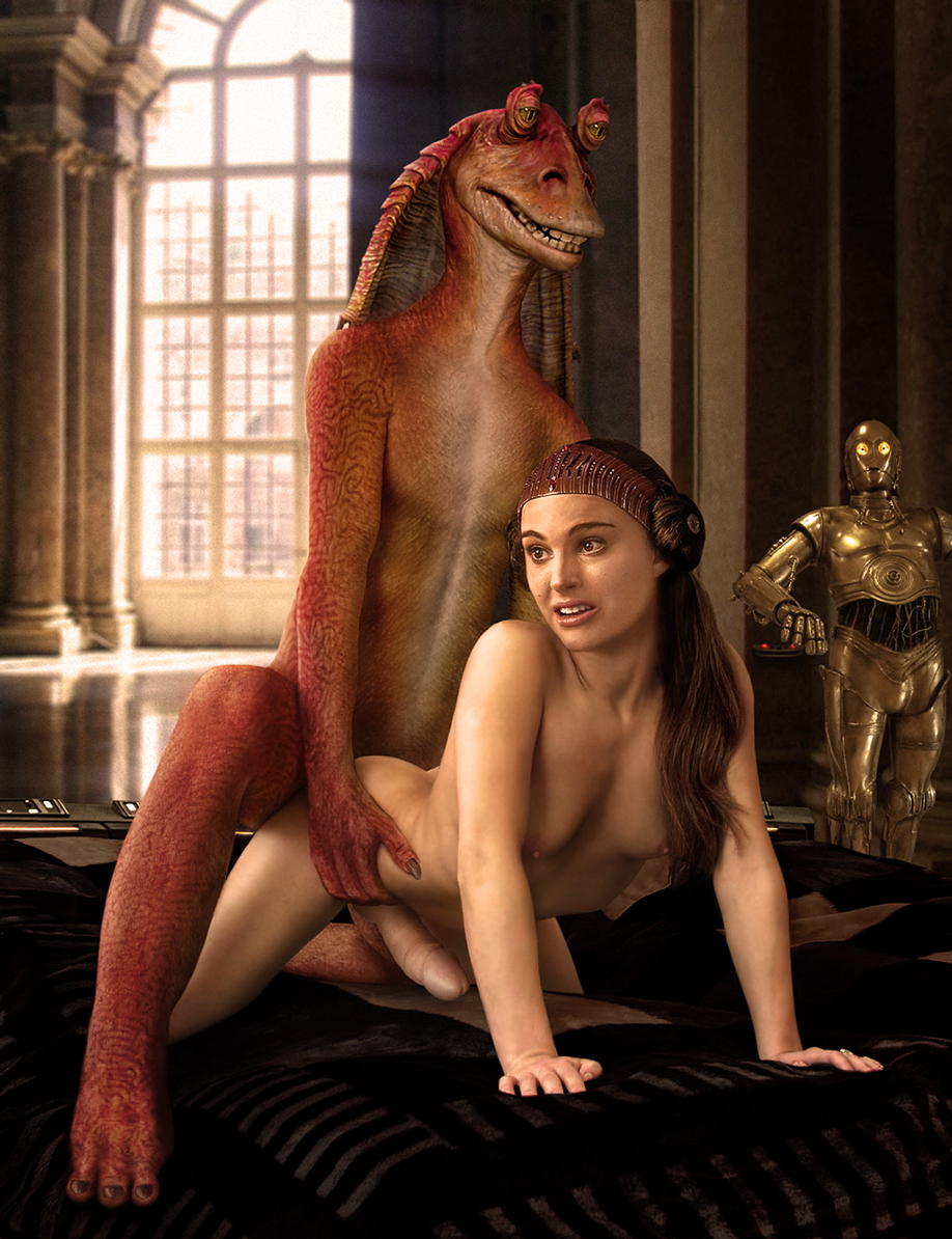 Nude star wars gif nude images