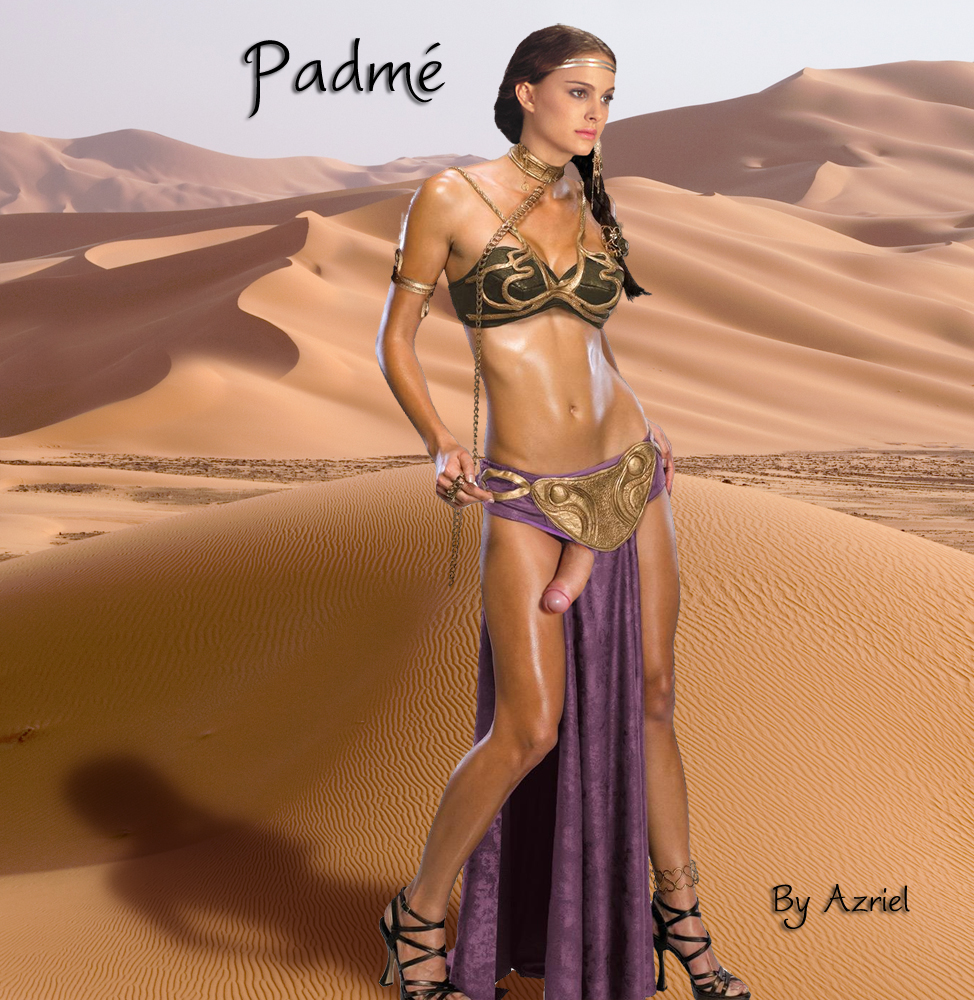 100 Days of Star Wars Porn: Princess with a Penis - Page 4