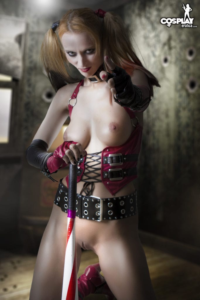 harley quinns revenge cosplay erotica (10)