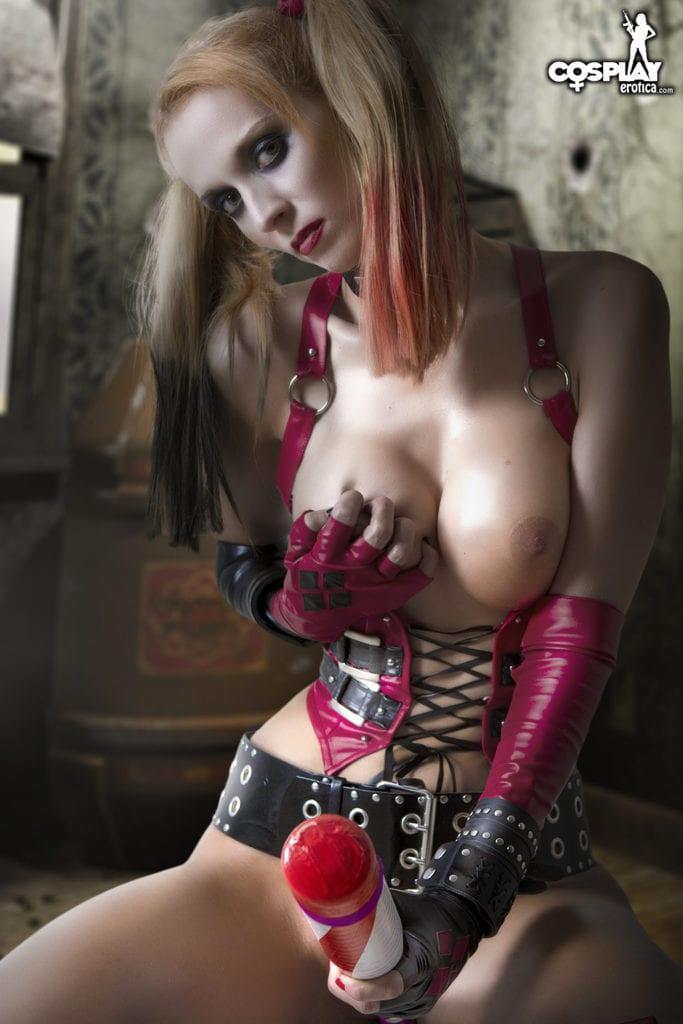 harley quinns revenge cosplay erotica (11)