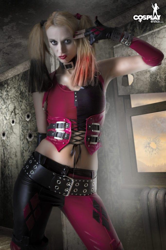 harley quinns revenge cosplay erotica (2)