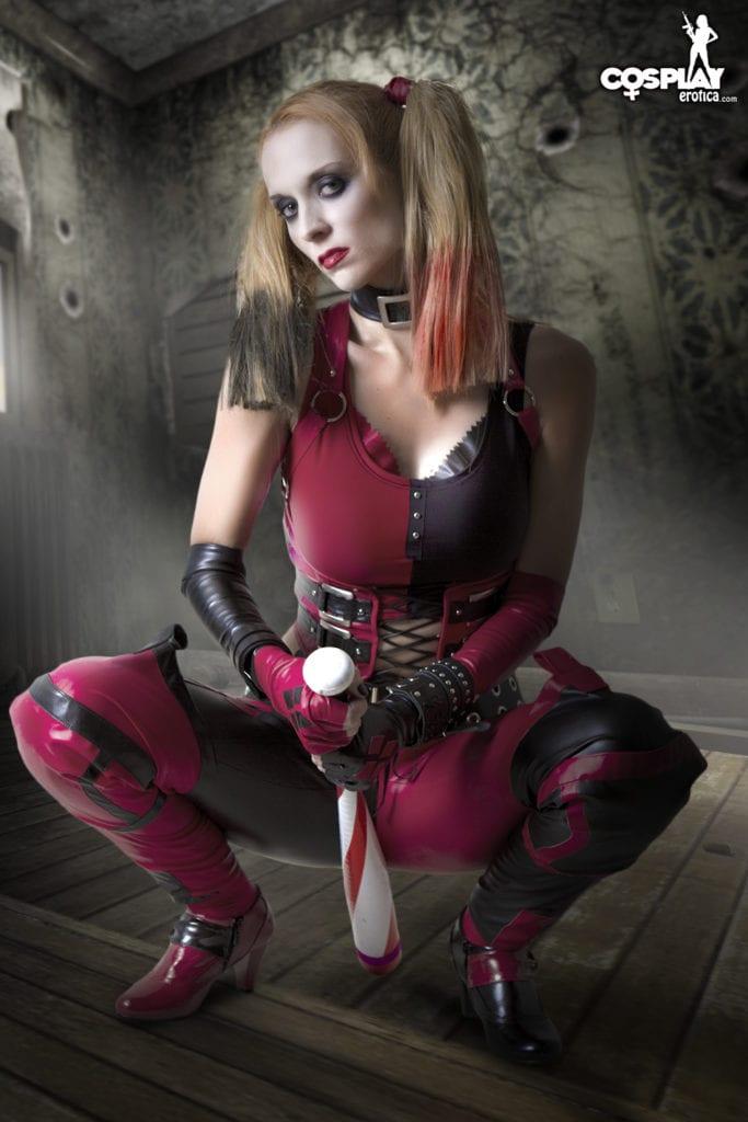 harley quinns revenge cosplay erotica (6)