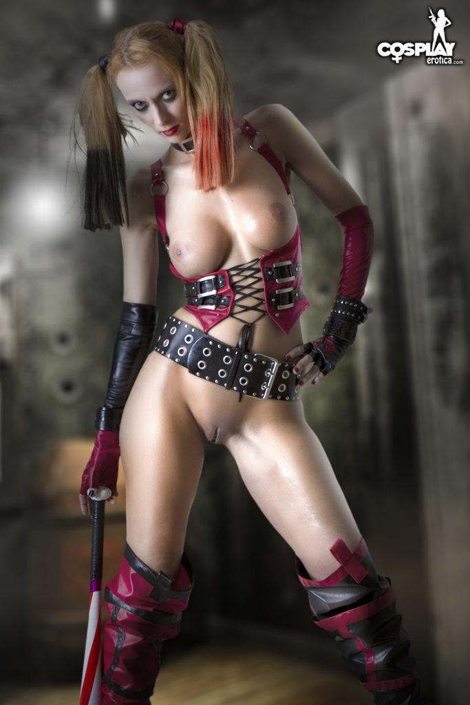 harley quinns revenge cosplay erotica (8)