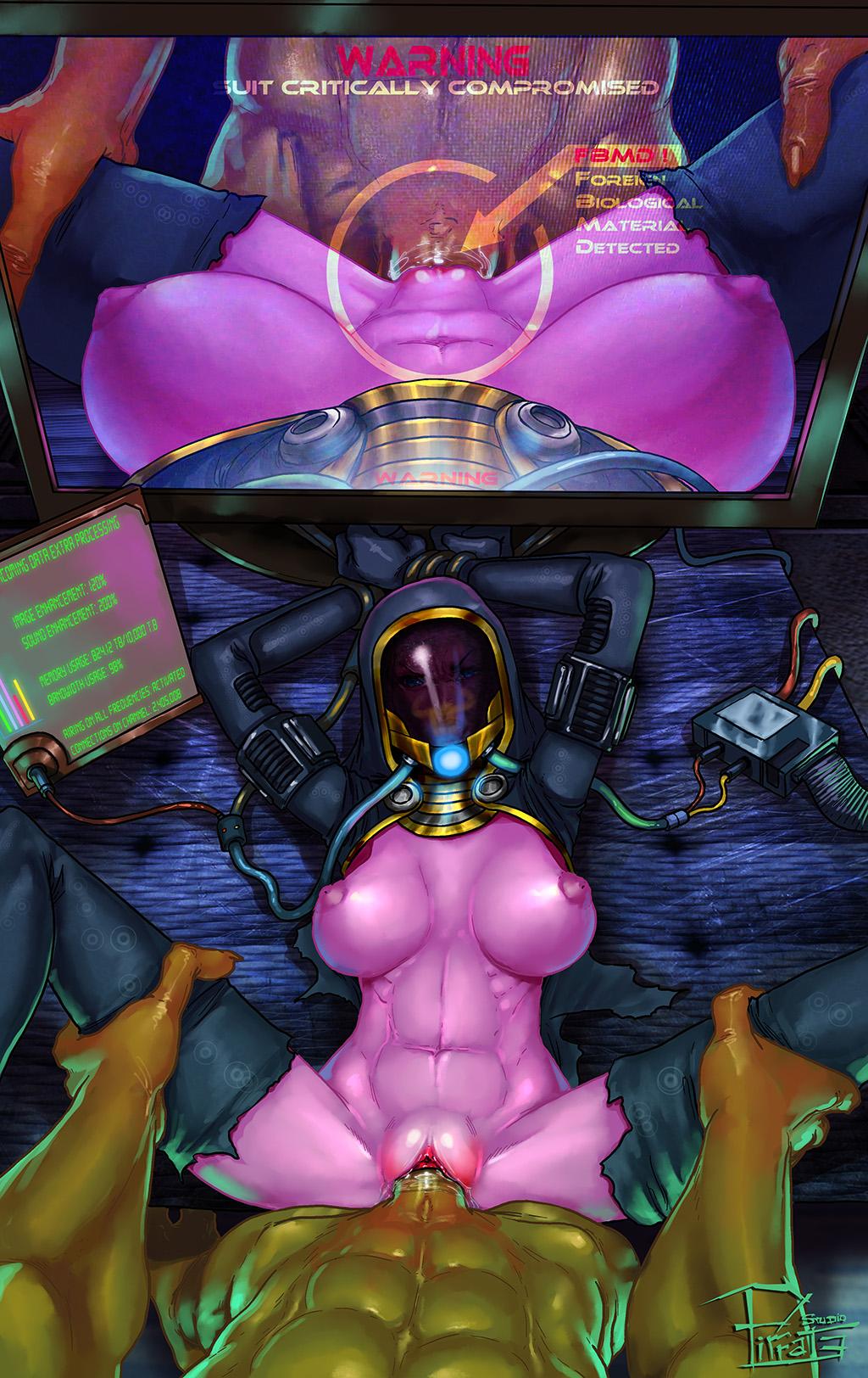 Mass effect tali porn