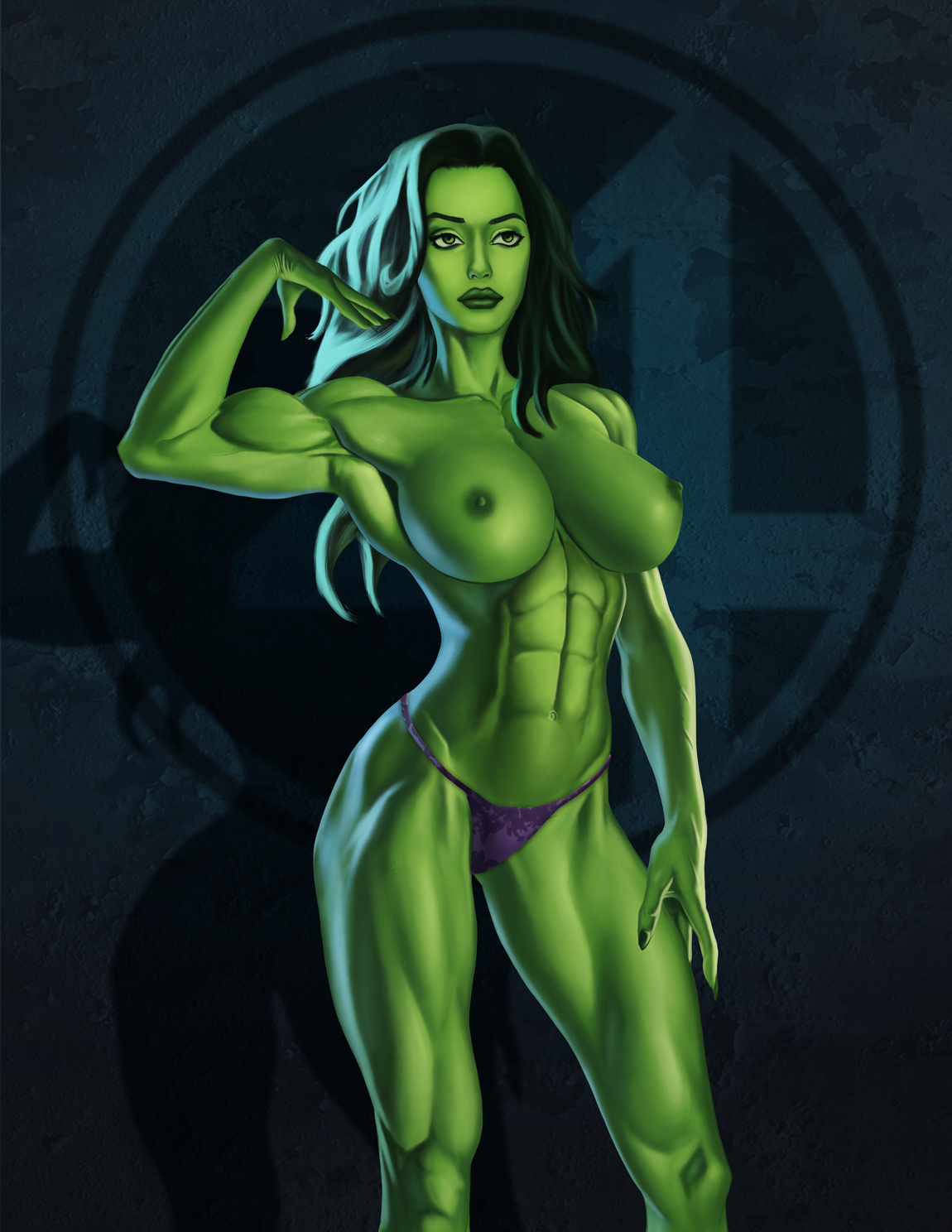 all the marvel girls naked porn