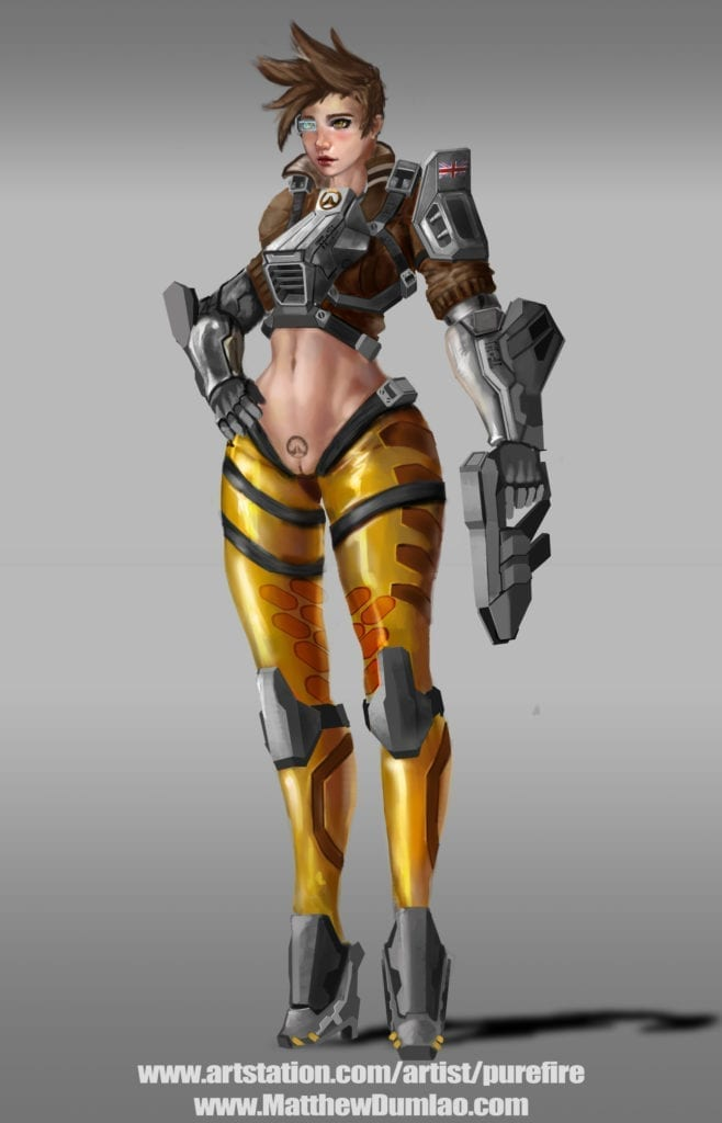 1714448 - Overwatch tracer