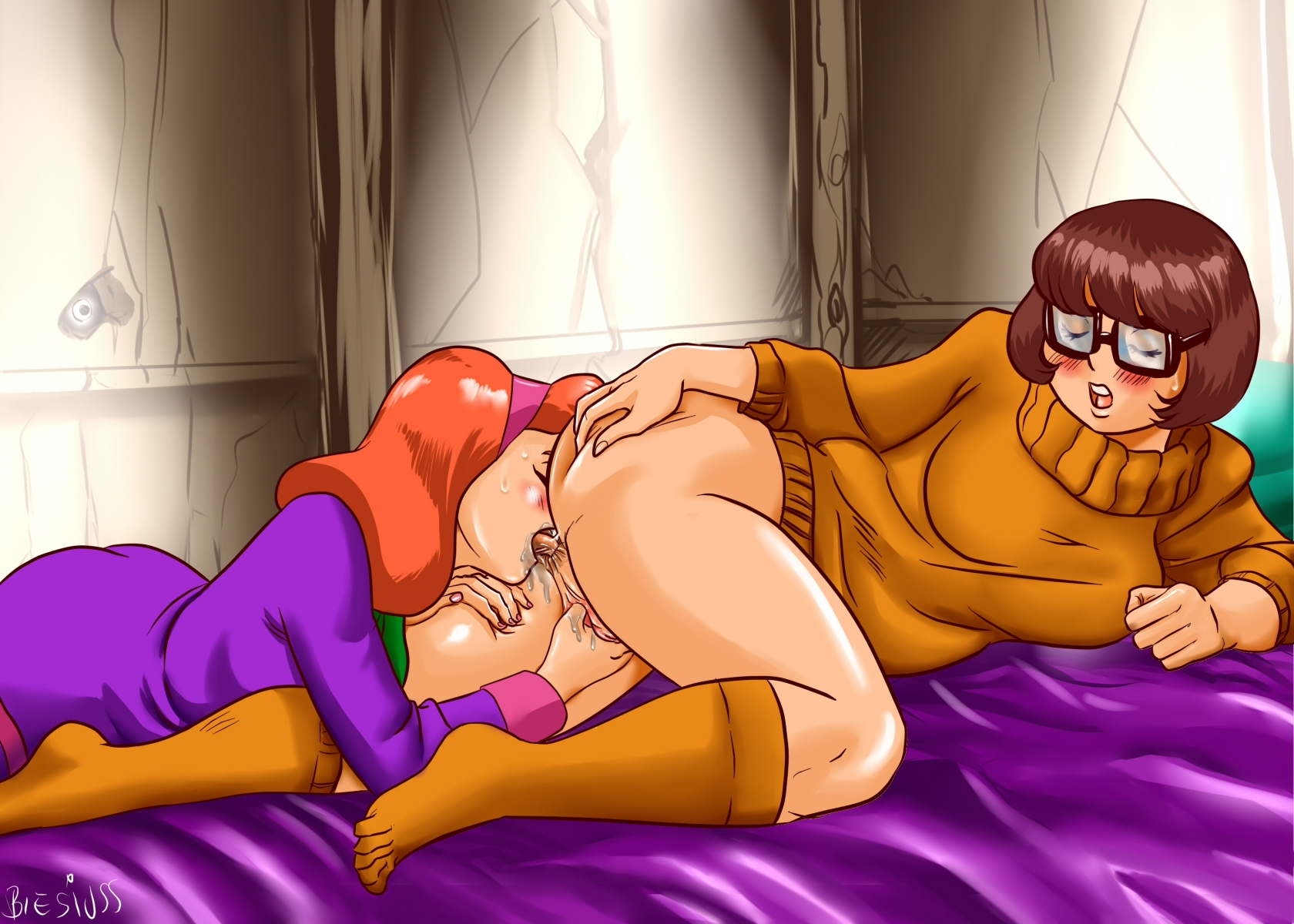 velma scooby doo sexy cartoon