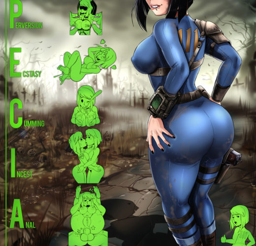 SPECIAL! – Fallout 4 Rule 34