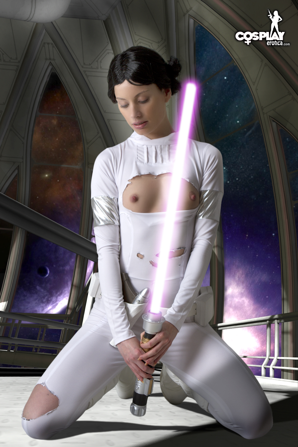 Star wars cosplay porn videos nude gallery