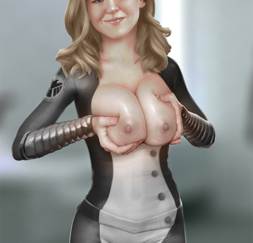 Mockingbird from Agents of SHIELD Rule 34!