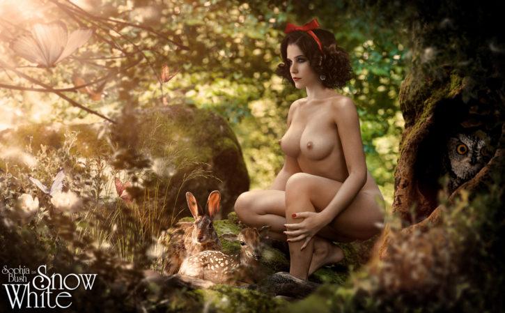 1756399 - Snow_White Sophia_Bush cosplay fakes