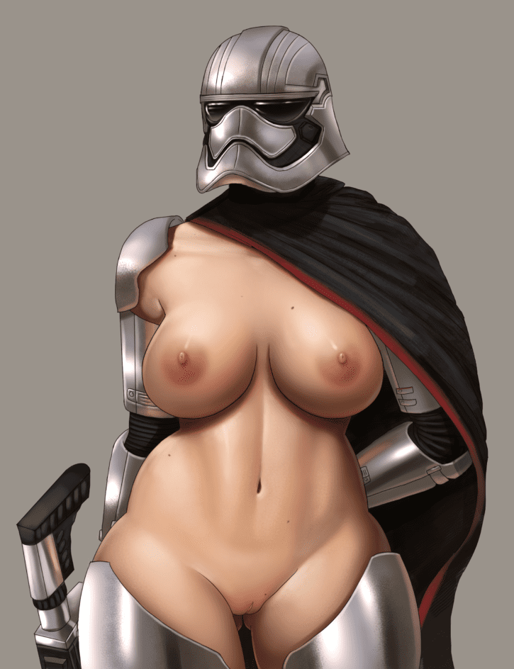 1763090 - Captain_Phasma Star_Wars da_polar_inc