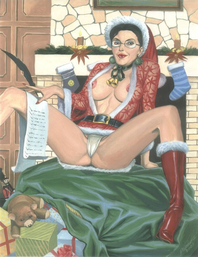 300523 - Christmas Mrs._Claus Pandoras_Box