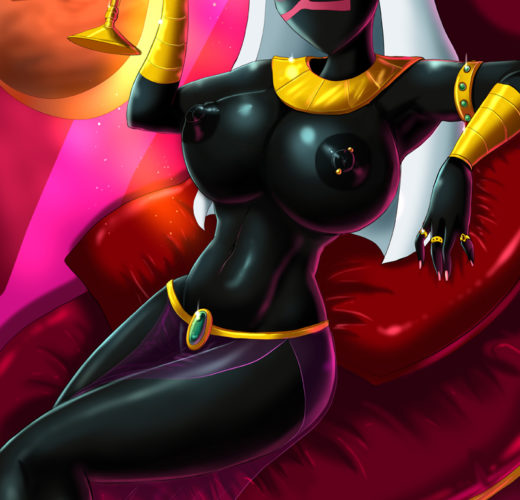 Queen Tyr'ahnee from Duck Dodgers ~ Rule 34 Megapost [92 Pics]