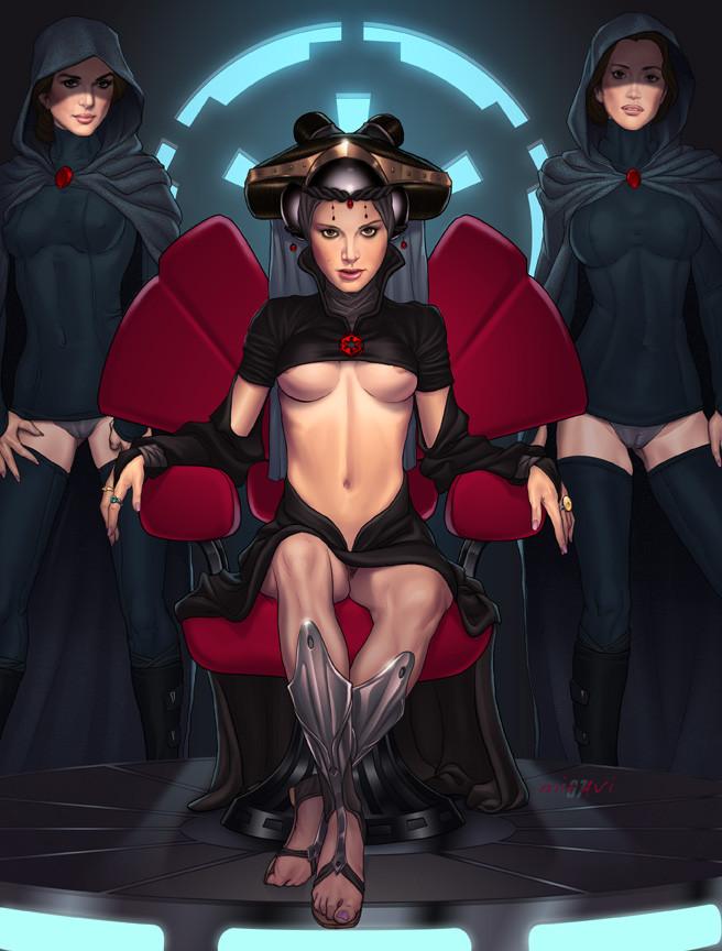 1569104 - Keira_Knightley Miravi Natalie_Portman Padme_Amidala Sabe Star_Wars