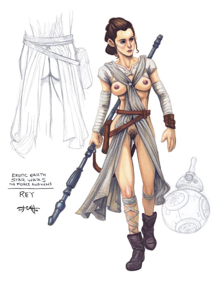 1788326 - BB-8 Rey Star_Wars Tcatt The_Force_Awakens