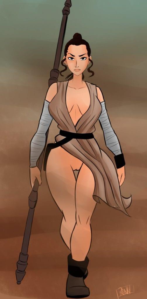 1789423 - Pranky Rey Star_Wars The_Force_Awakens