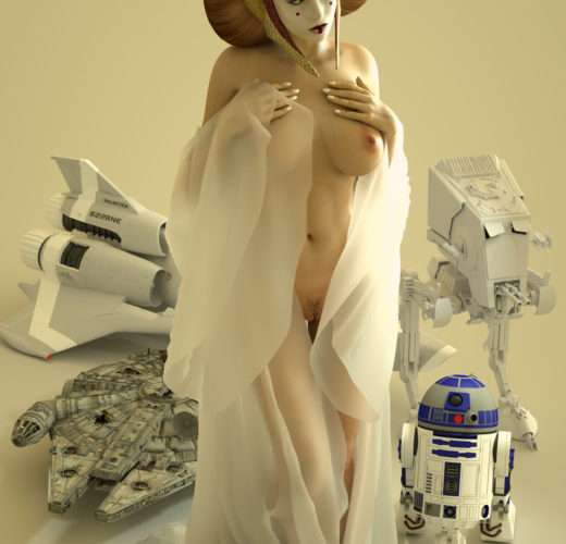 Padme Amidala from Star Wars ~ Rule 34 [11 Pics]