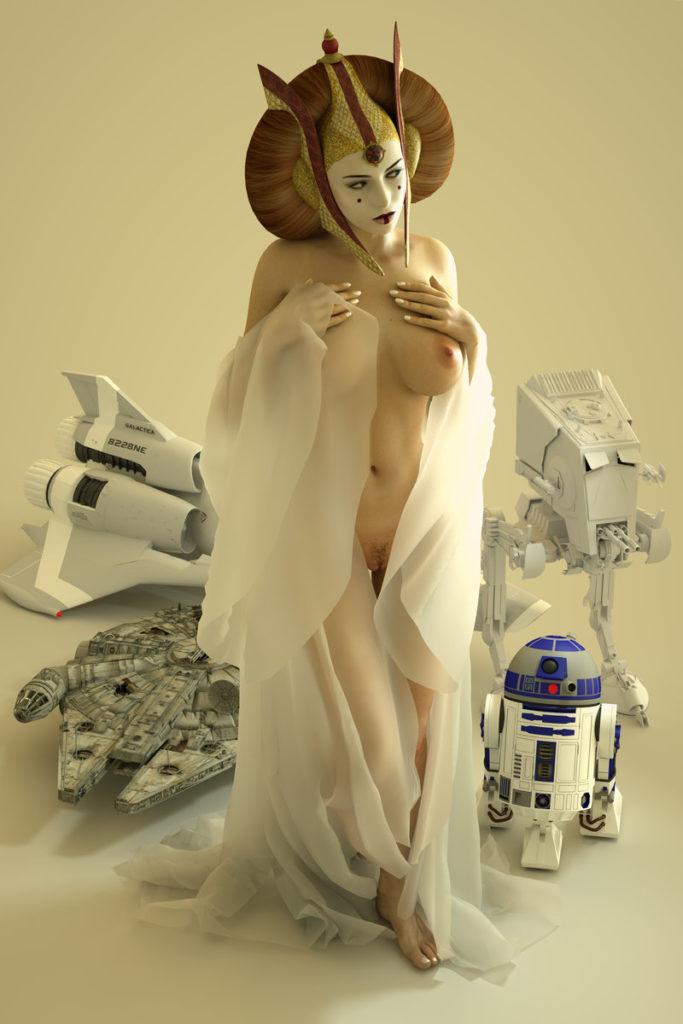 1791547 - Padme_Amidala R2-D2 RGUS Star_Wars