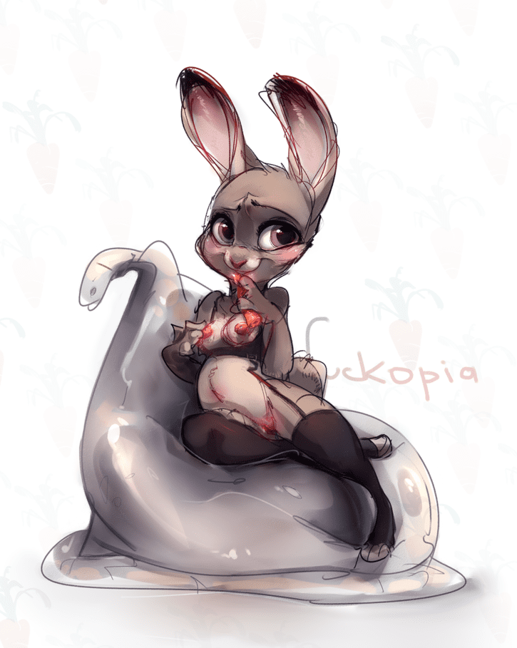 207_Lt._Judy_Hopps Zootopia xepxyu