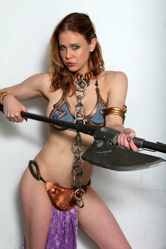 Maitland-Ward_-Princess-Leia-at-Meltdown-Comics-2014--26