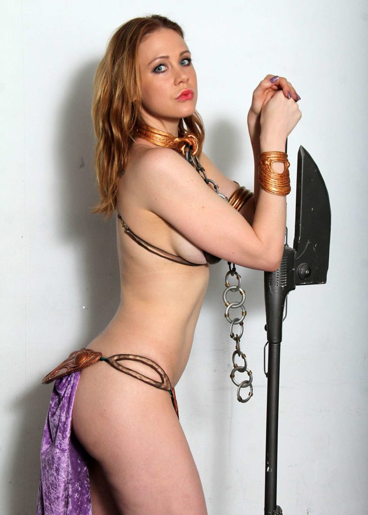 Maitland-Ward_-Princess-Leia-at-Meltdown-Comics-2014--33
