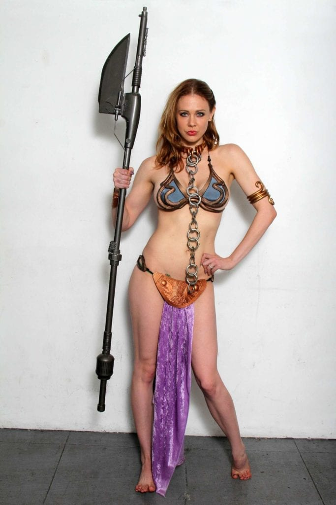 Maitland-Ward_-Princess-Leia-at-Meltdown-Comics-2014--37