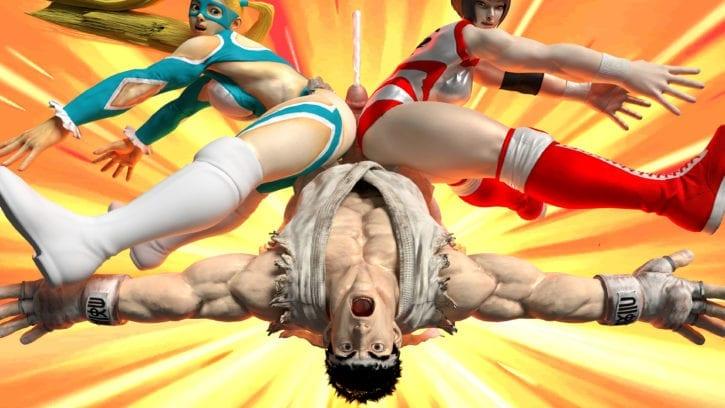 024_Mika_Nanakawa Ryu Street_Fighter Street_Fighter_V Yamato_Nadeshiko rochestedorm