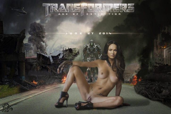 1479298 - Megan_Fox Mikaela_Banes Transformers fakes