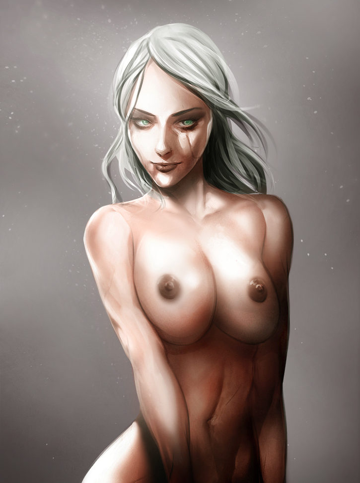 1737578 - Ciri The_Witcher The_Witcher_3 cherry-gig