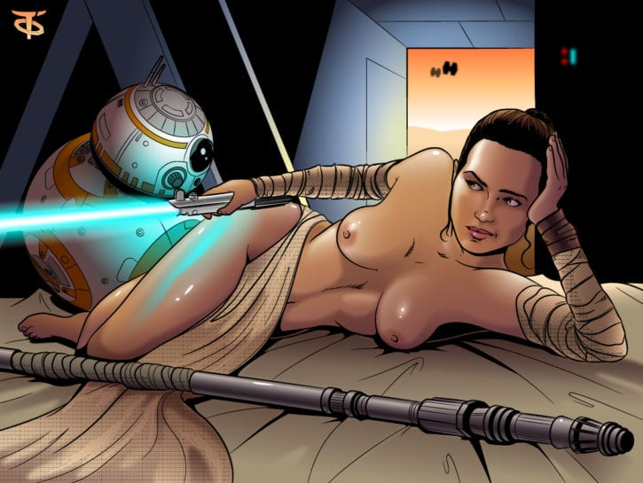 star wars the force awakens porn