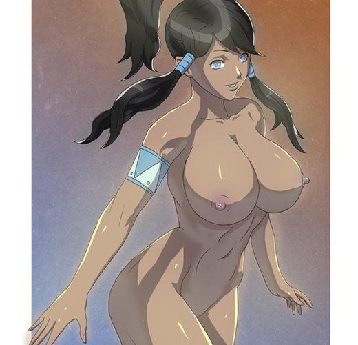 Korra by Tesan ~ Avatar Rule 34