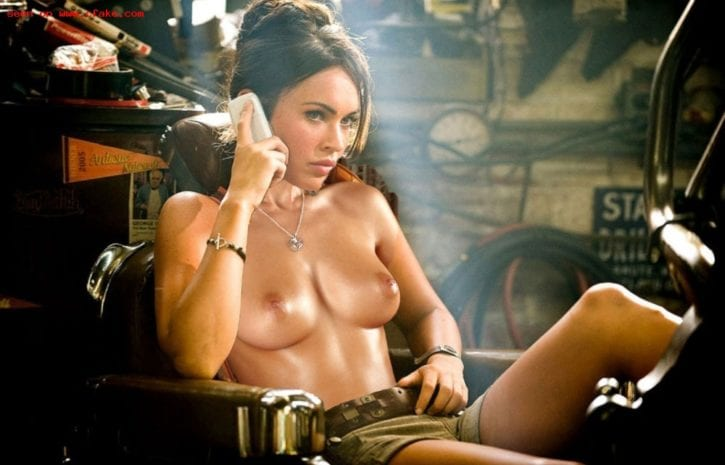 859613 - Megan_Fox Mikaela_Banes Transformers fakes