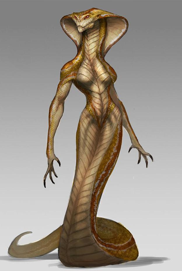 Viper X-COM X-COM_2 snakeman