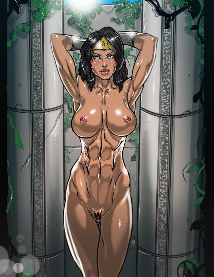 Wonder woman rule 34