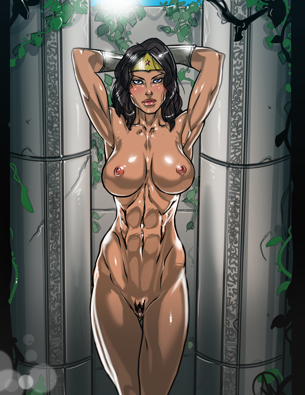 3d pron wondor woman porno pics