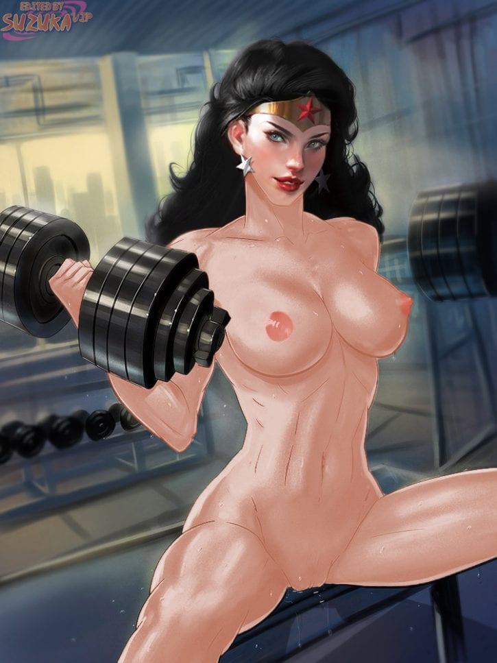 1534268 - DC SunsetRiders7 Suzuka_(editor) Wonder_Woman Wonder_Woman_(series)