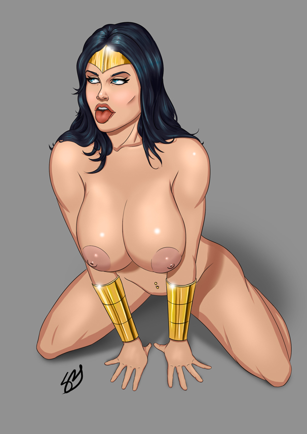rule34 wonder woman