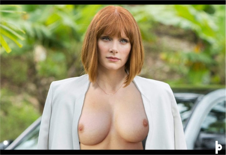 1776479 - Bryce_Dallas_Howard Claire_Dearing Jurassic_Park Jurassic_World fakes