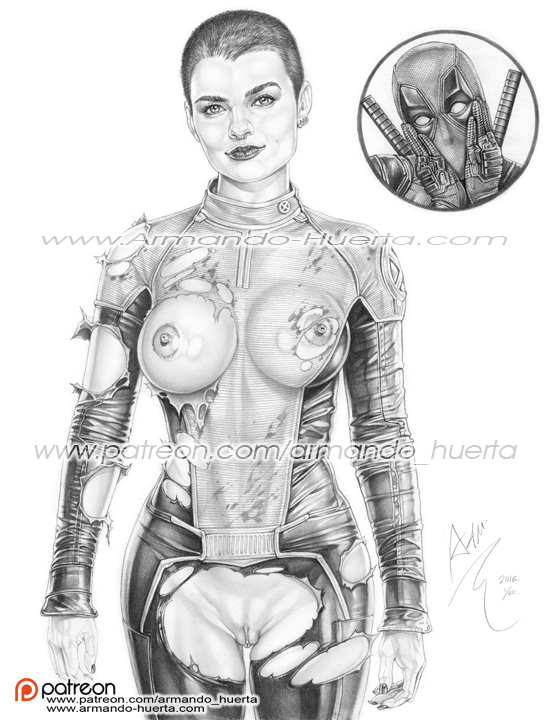 1817199 - Armando_Huerta Deadpool Marvel Negasonic_Teenage_Warhead