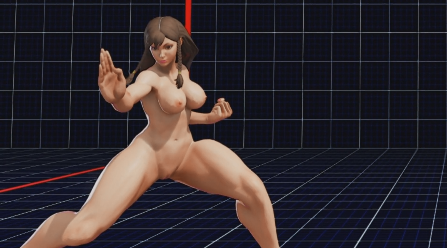 Street fighter 4 nude mod adult gallery
