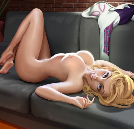 Spider-Gwen~! [2 Pics]