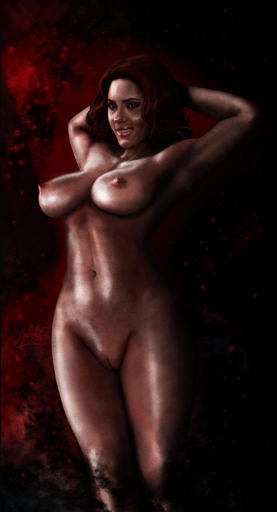1708459 - Avengers Black_Widow Marvel Scarlett_Johansson Snugpug