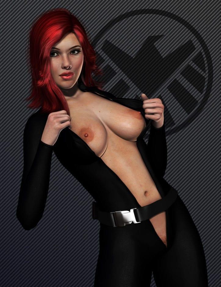 1736842 - Avengers Black_Widow Marvel Trey_David_Wood
