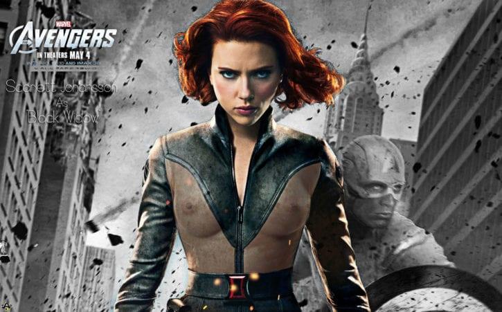 1762894 - Avengers Black_Widow Marvel Scarlett_Johansson fakes