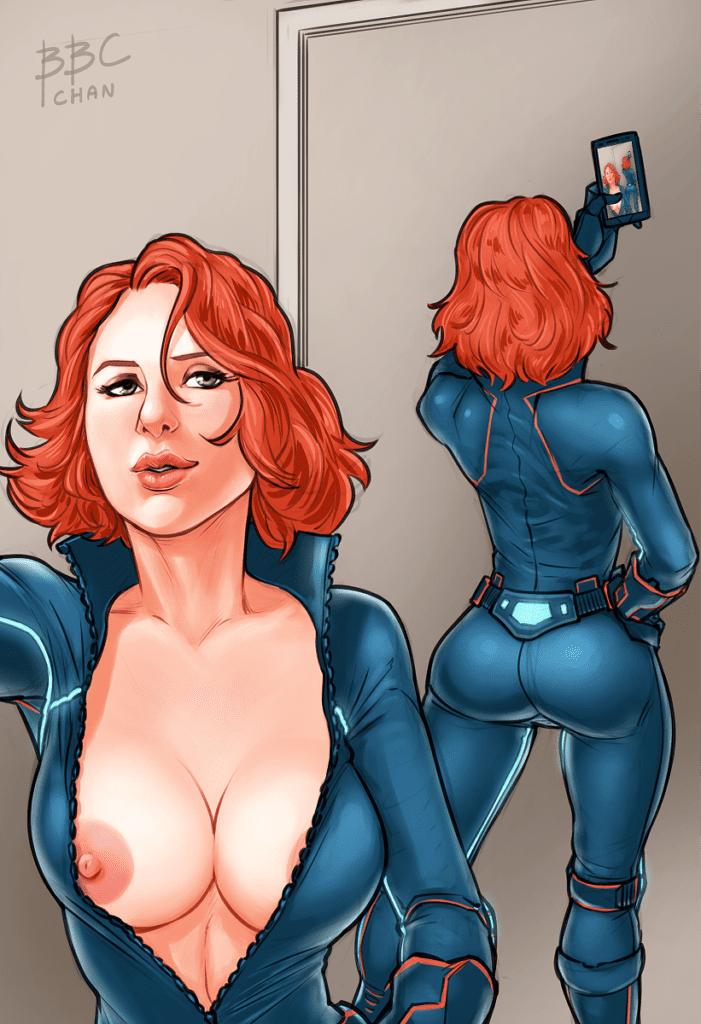 1777680 - Avengers BBC-Chan Black_Widow Marvel Scarlett_Johansson