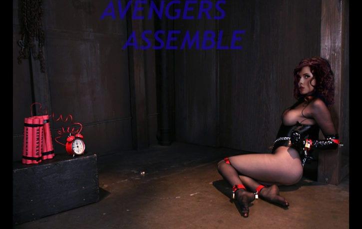 1789261 - Avengers Black_Widow Marvel Scarlett_Johansson fakes