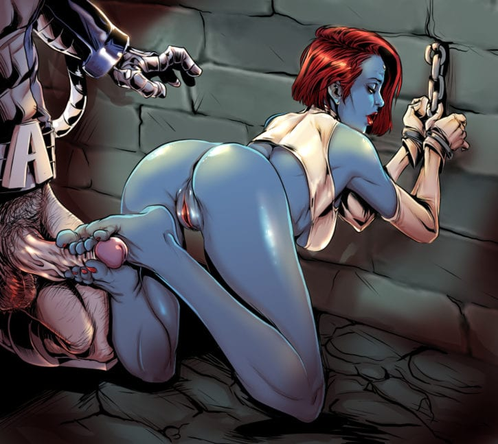 1797529 - Apocalypse Marvel Mystique RenX X-Men
