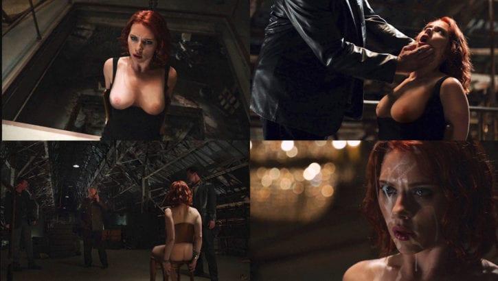 1828069 - Avengers Black_Widow Marvel Scarlett_Johansson fakes